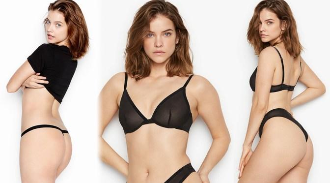 Barbara Palvin – Hot Body in Sexy Victoria's Secret Lingerie Photoshoot (February 2020)
