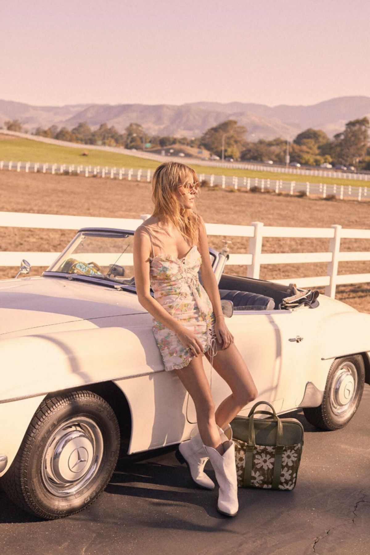 Camille Rowe Sexy Photoshoot