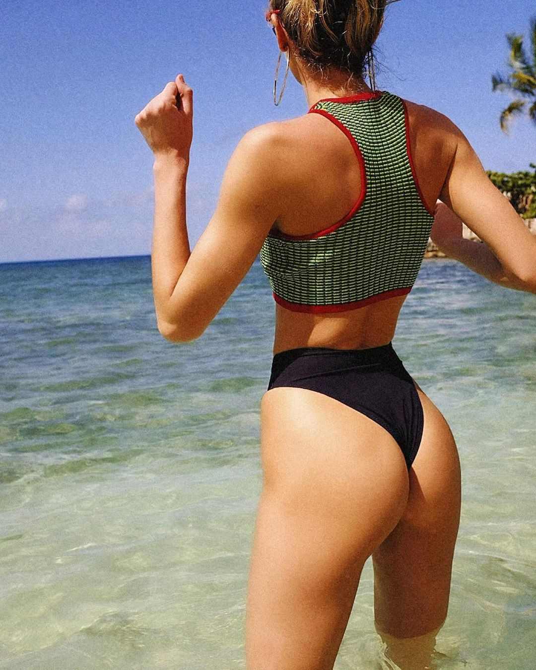 Candice Swanepoel Perfect Ass