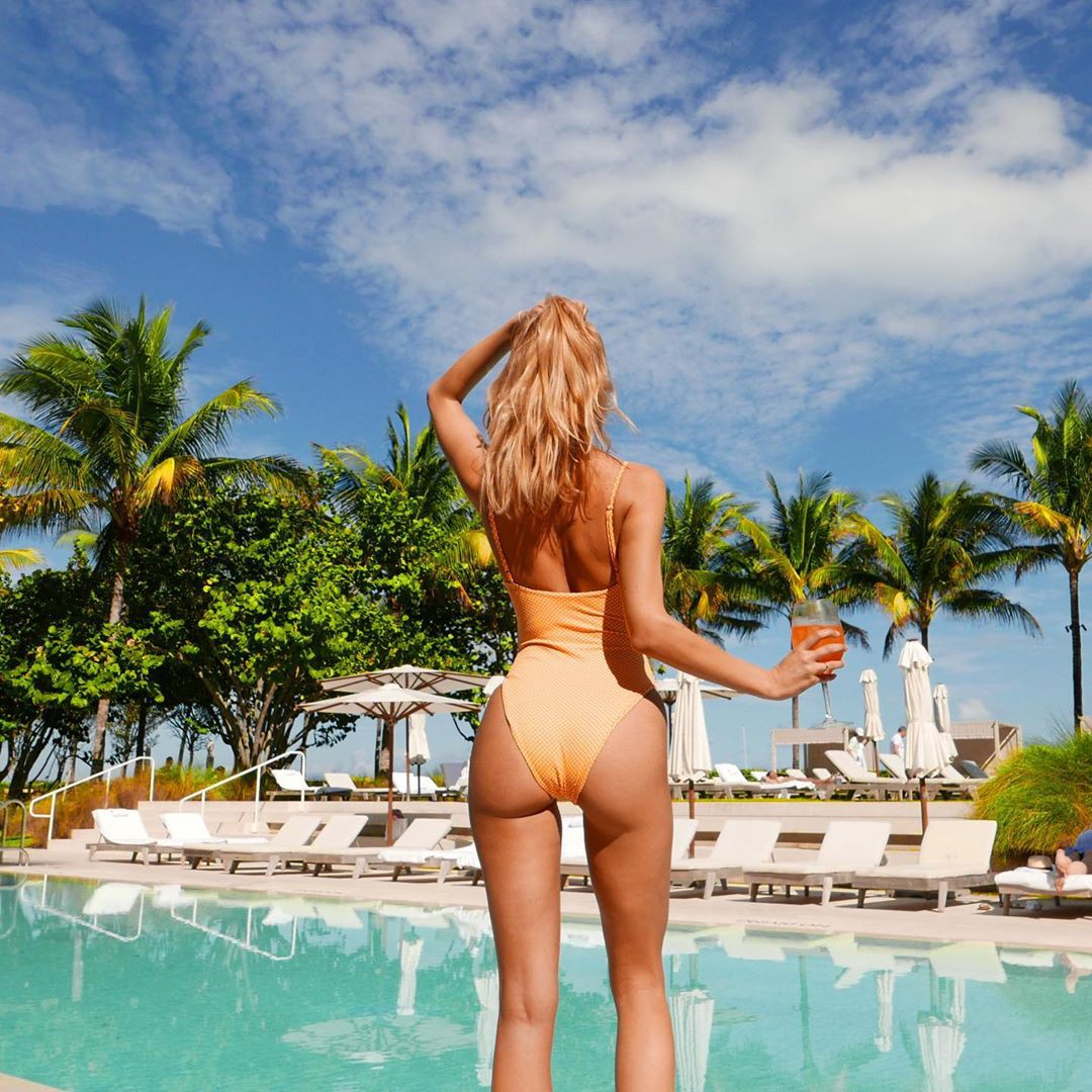 Kimberley Garner Sexy Ass
