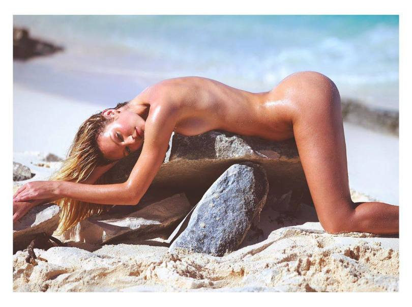 Candice Swanepoel Hot Naked Picture