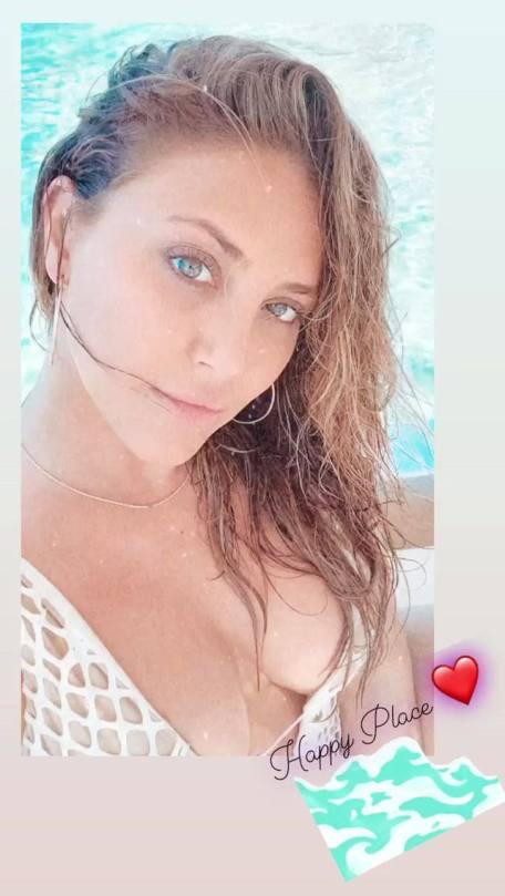 Cassie Scerbo Sexy Bikini Boobs