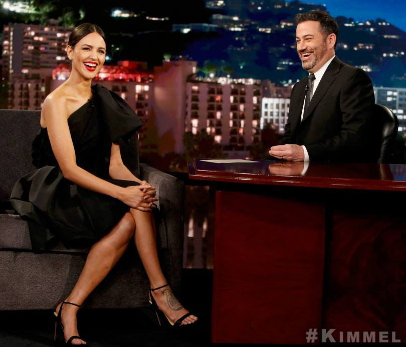 Eiza Gonzalez Sexy Legs In Heels