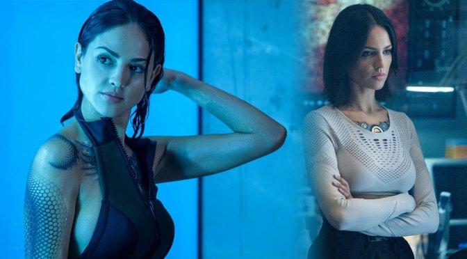 Eiza Gonzalez Sexy Movie Promos