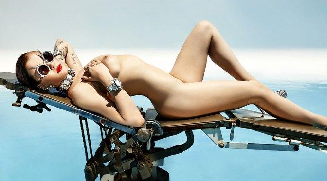Ireland Baldwin – Perfect Boobs in Treats magazine Naked Photoshoot (NSFW)