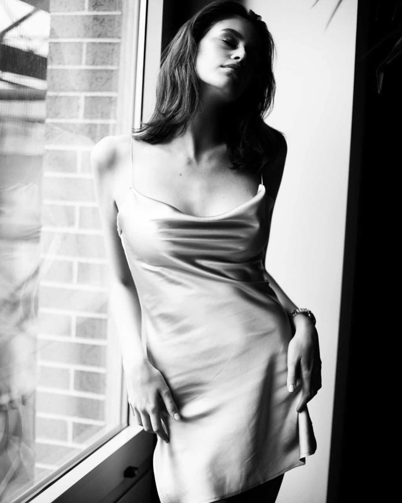 Kaia Gerbet Beautiful Photoshoot