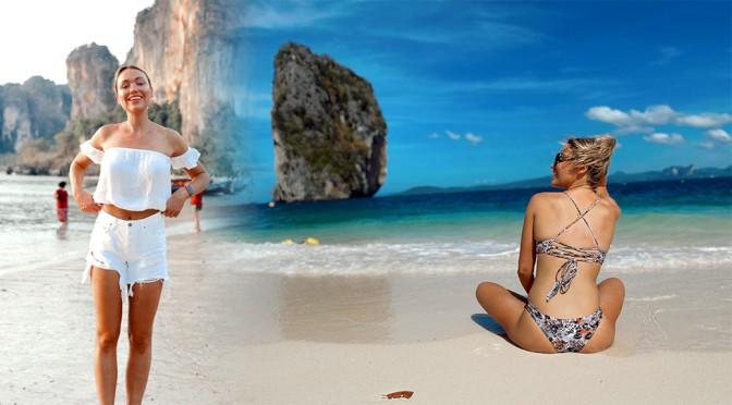 Katrina Bowden – Beautiful Ass in Bikini in Thailand Travel Guide Photoshoot