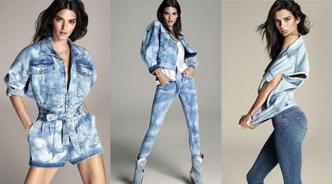 Kendall Jenner – Beautiful Photoshoot for Liu Jo #Bornin1995 Campaign