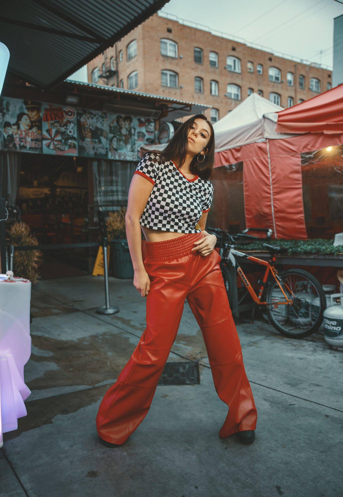 Kira Kosarin Sexy Photoshoot