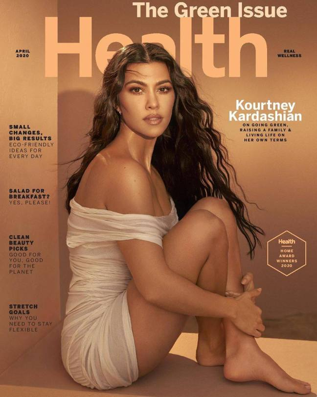 Kourtney Kardashian Sexy Photoshoot