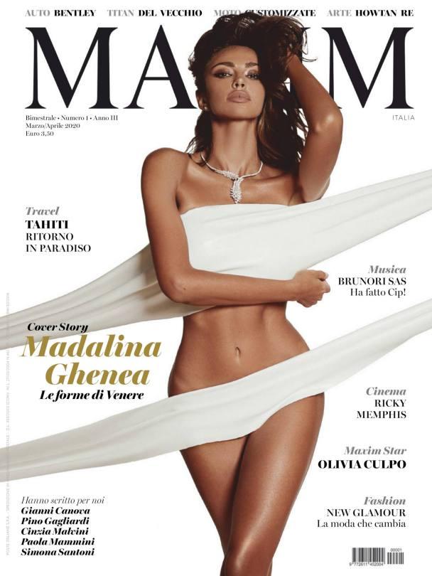 Madalina Ghenea Hot Body