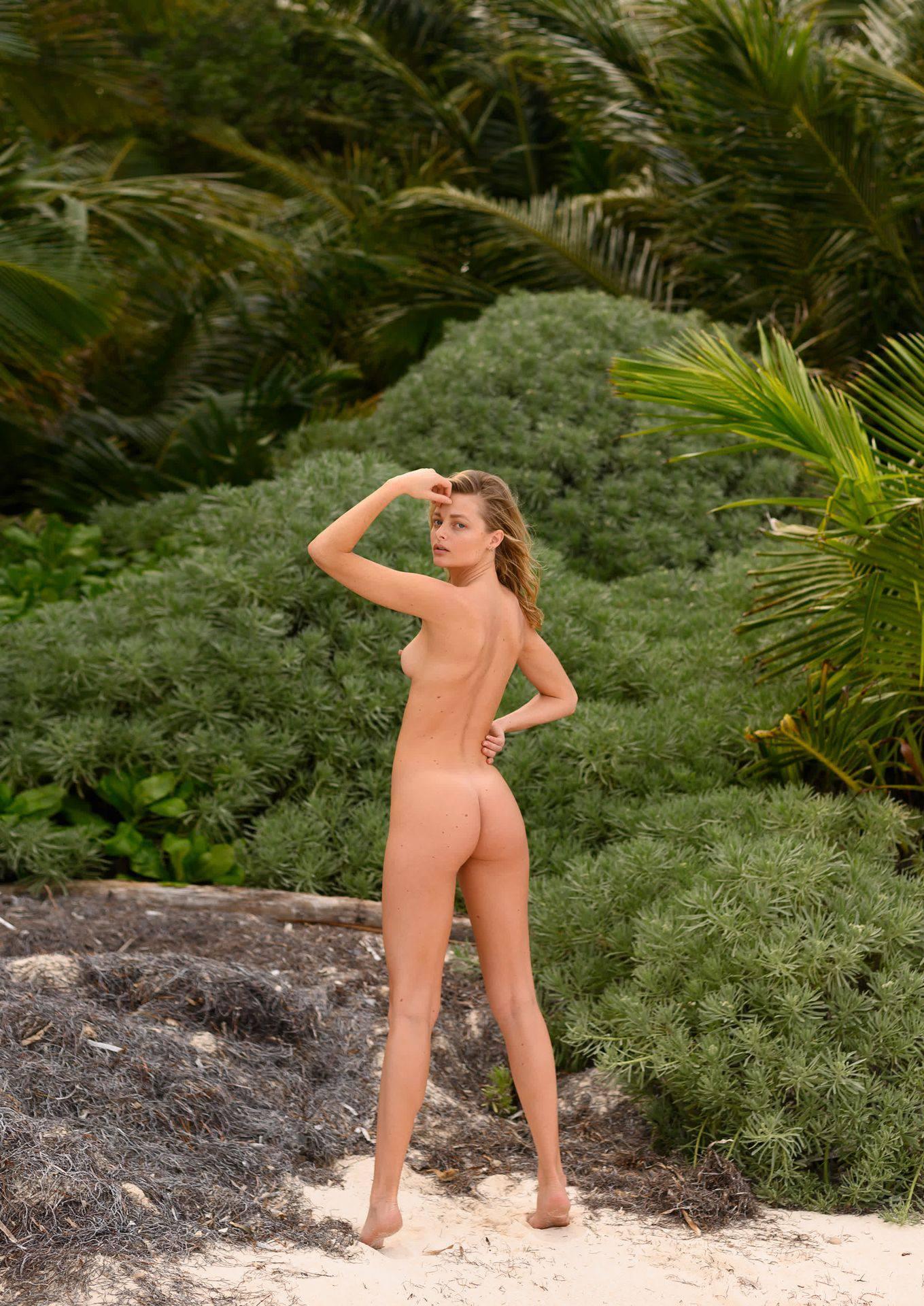 Megan Samperi Sexy Naked Body