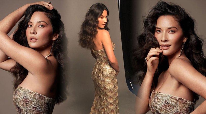 Olivia Munn Beautiful Photoshoot Pictures