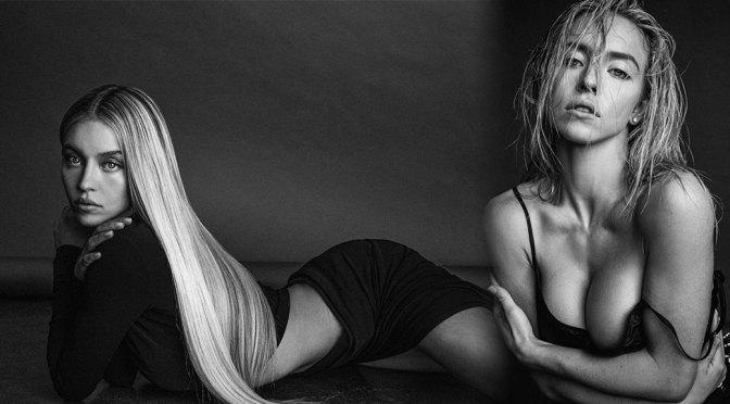 Sydney Sweeney – Big Sexy Boobs in Damon Baker Photoshoot