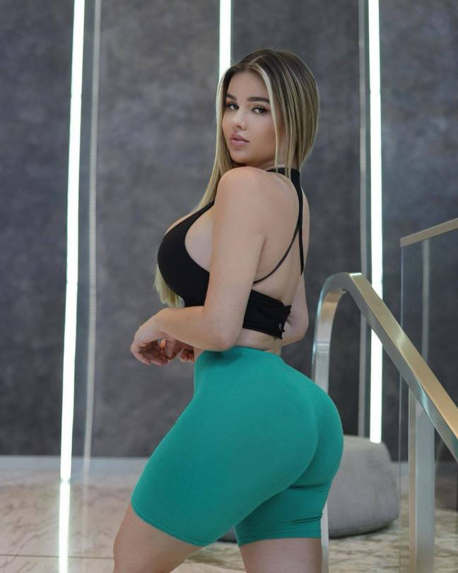 Anastasia Kvitko Sexy Big Ass