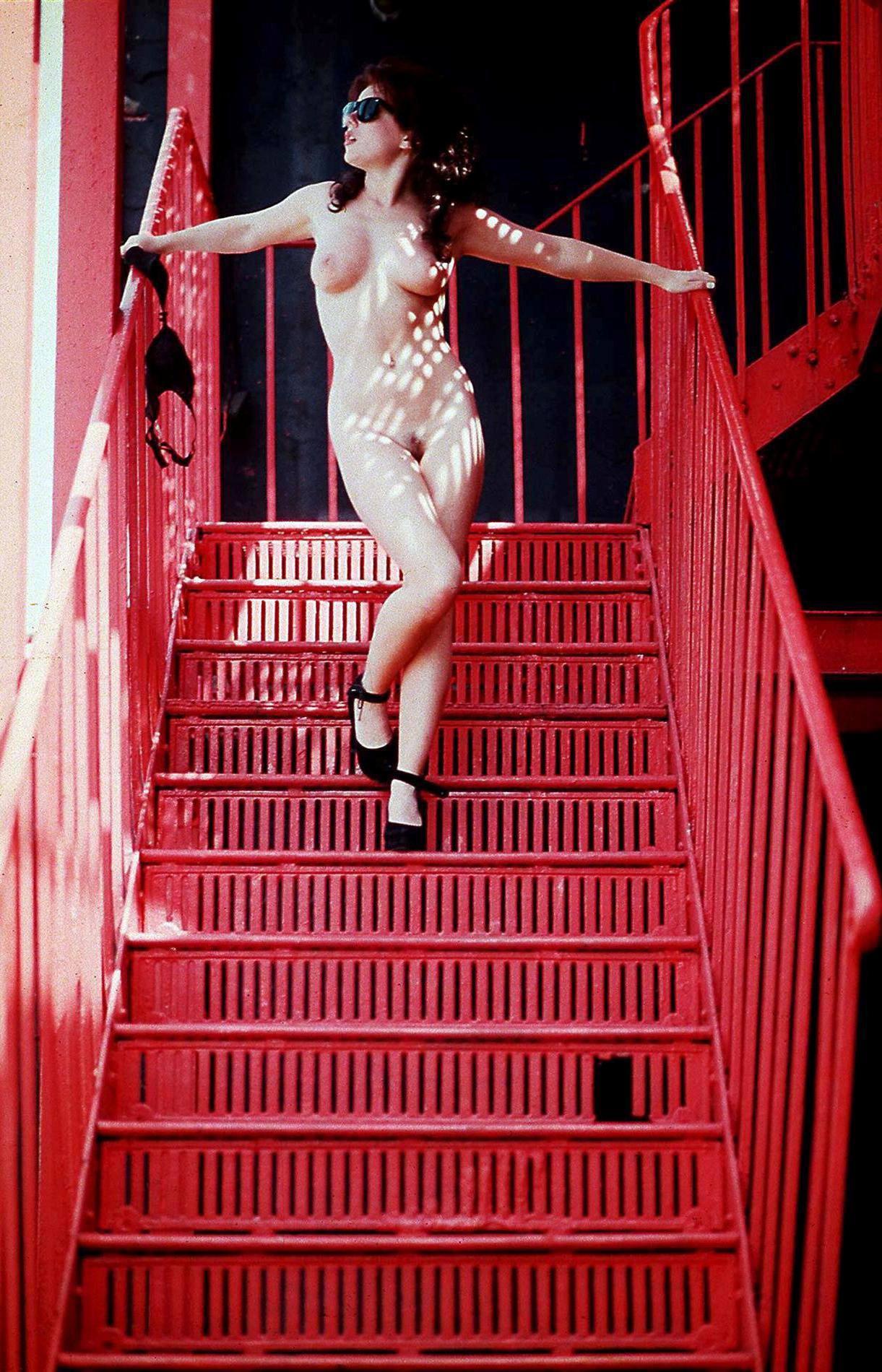 Geri Halliwell Great Naked Boobs