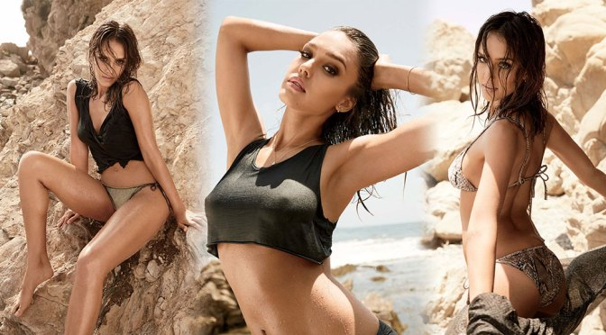 Jessica Alba – Beautiful Body in Sexy Photoshoot for Maxim Magazine (September 2014) (HQ)