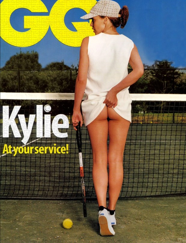 Kylie Minogue Naked Pictures