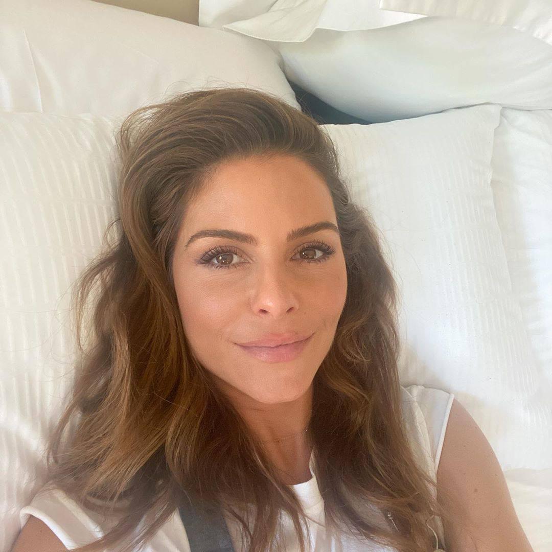 Maria Menounos Beautiful Selfie