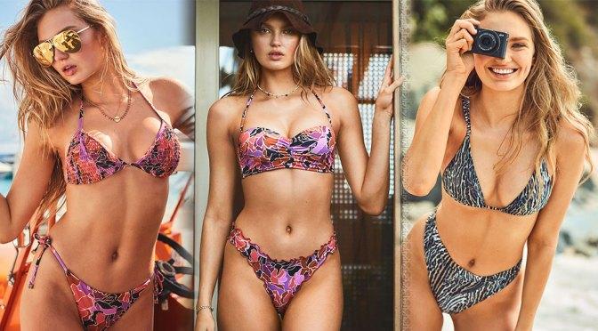 Romee Strijd – Hot Body in Sexy Victoria's Secret Bikini Photoshoot (April 2020)