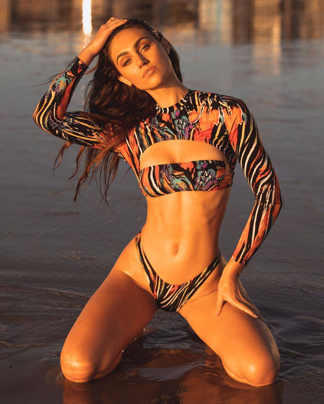Stephanie Rayner Hot Toned Body
