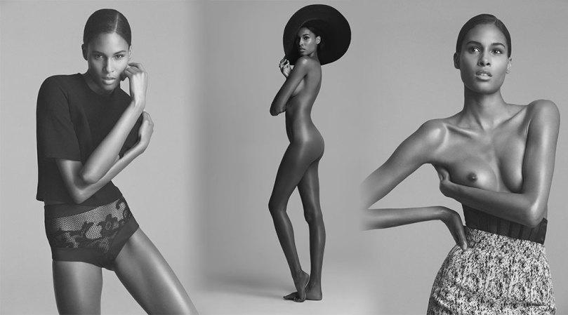 Cindy Bruna Naked Beauty