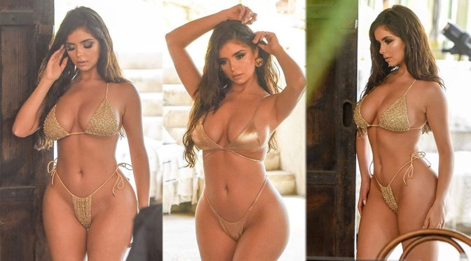 Demi Rose Mawby Hot Tits And Sexy Body