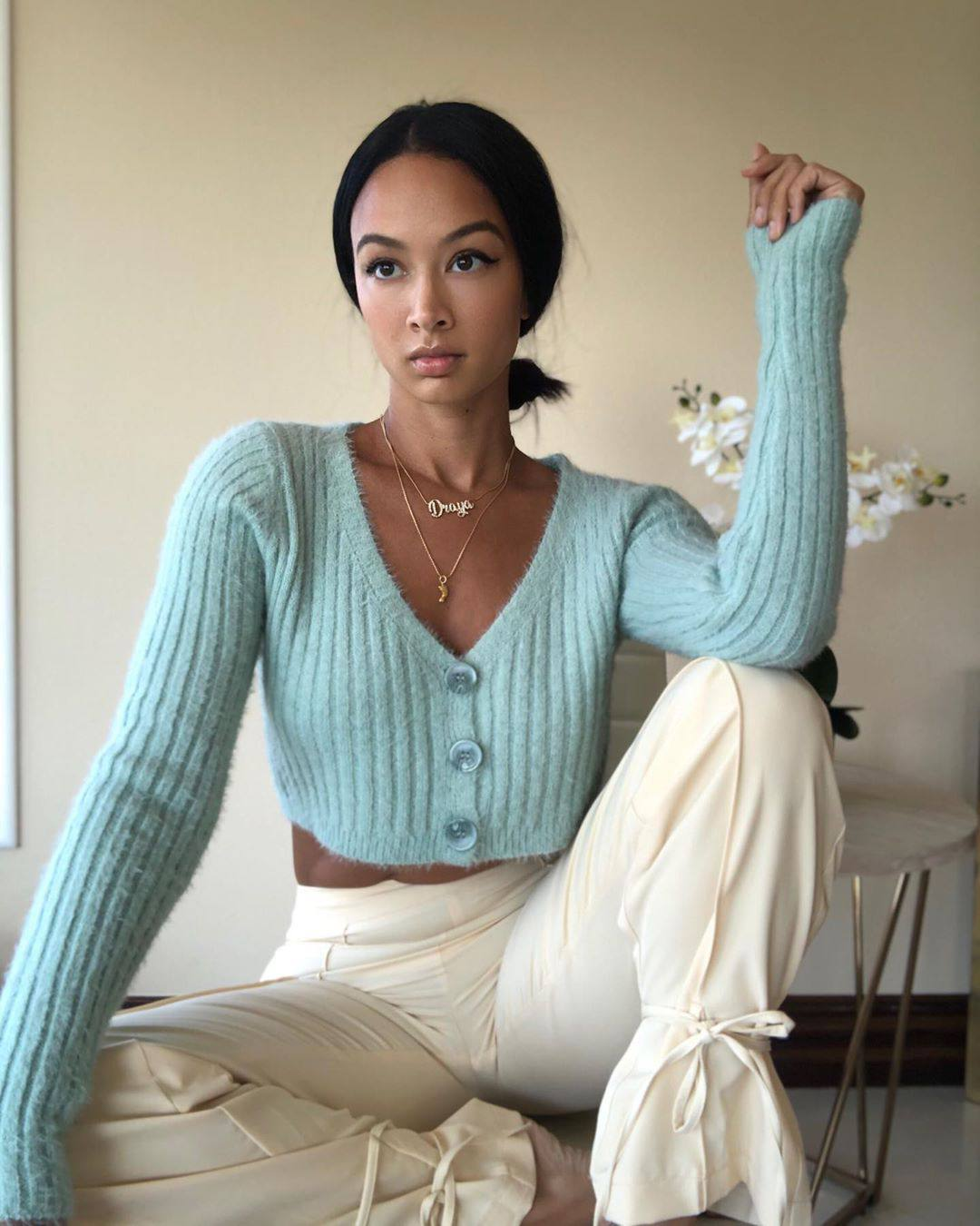 Draya Mitchell Beautiful