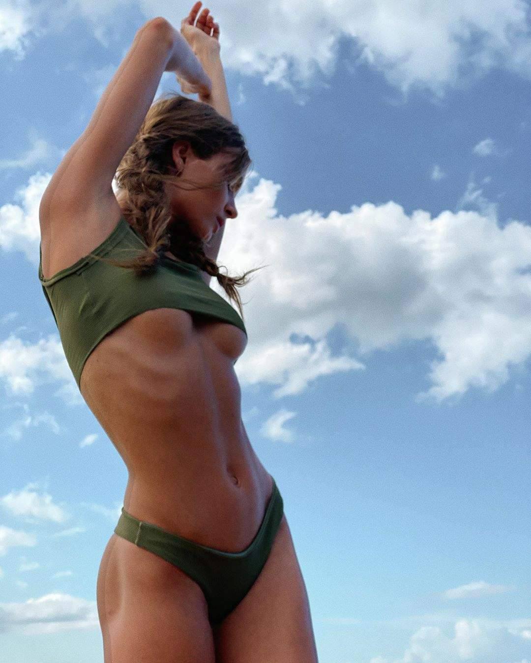 Josephine Skriver Beautiful Underboobs For Si Swimsuit
