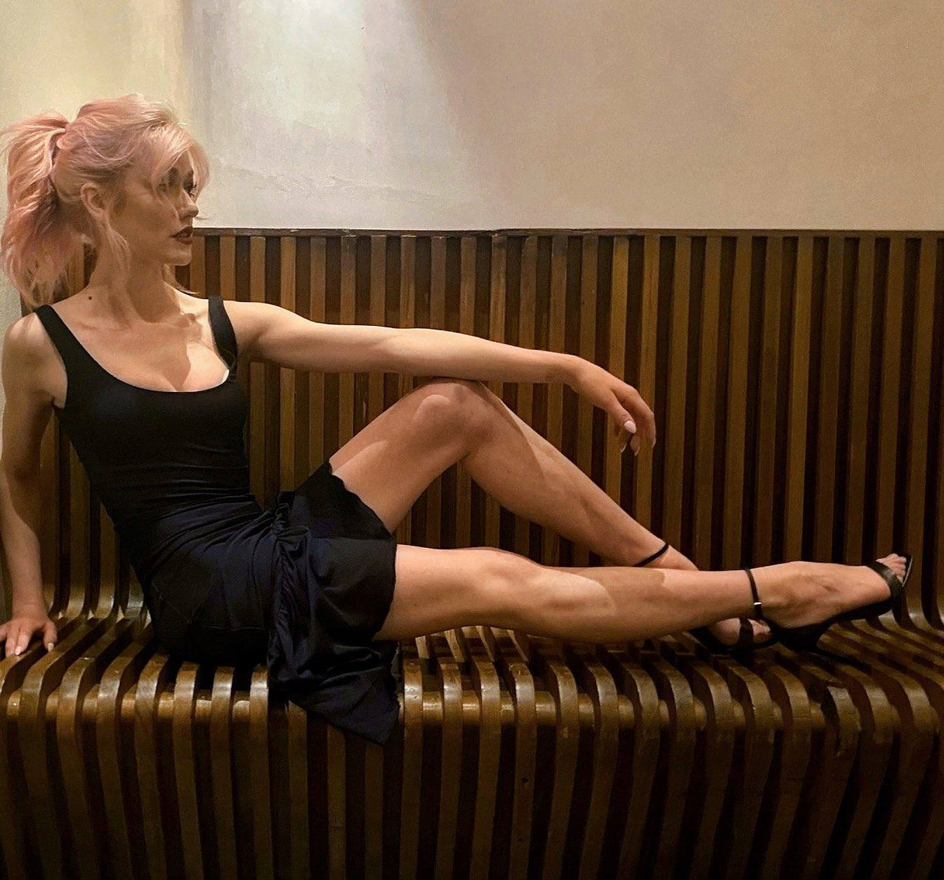 Katherine Mcnamara Hot Pic