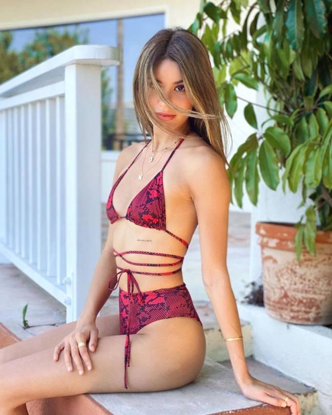 Madison Reed Beautiful In Bikini