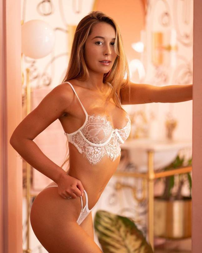 Nicky Gile Beautiful Body