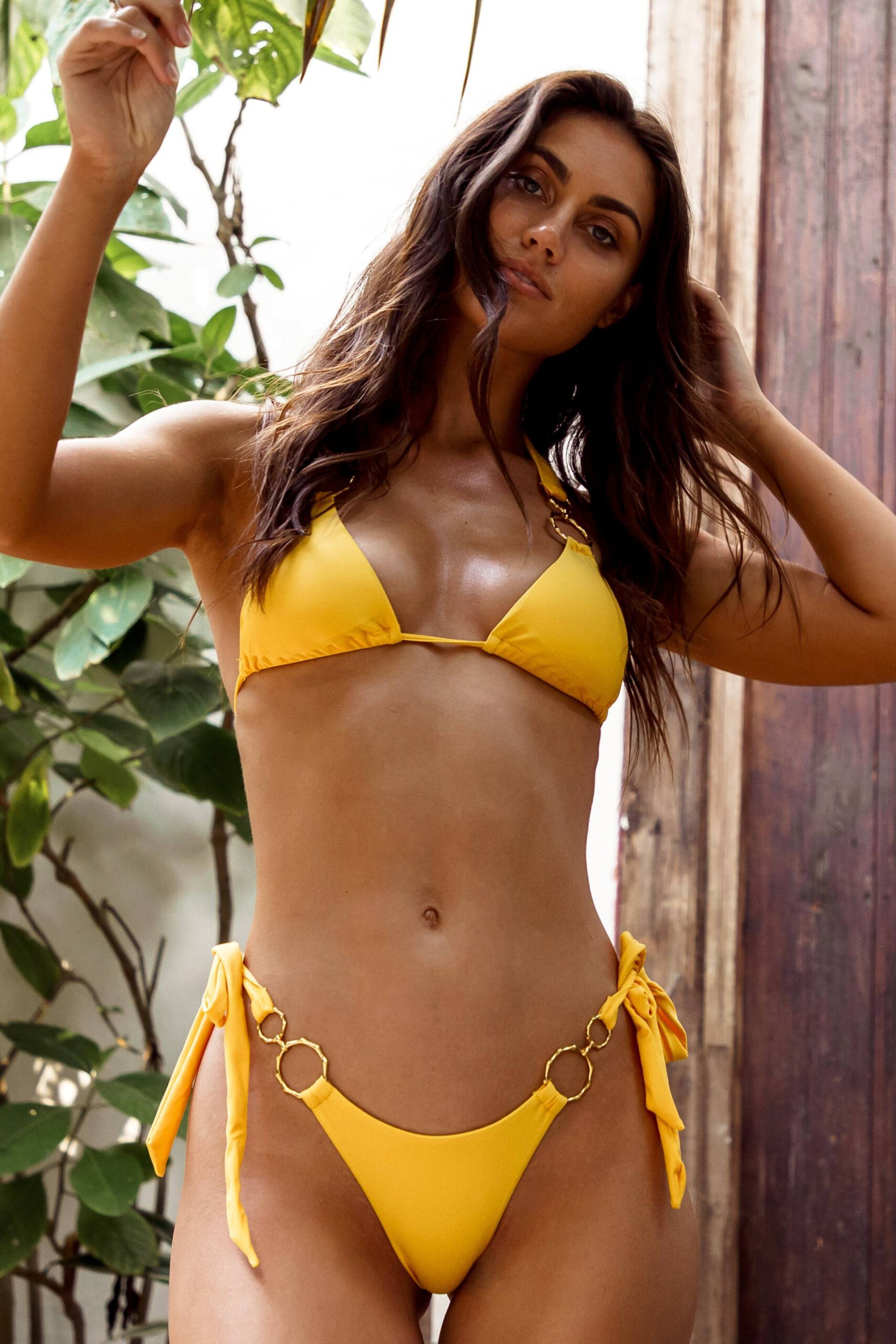 Stephanie Rayner Sexy Bikini
