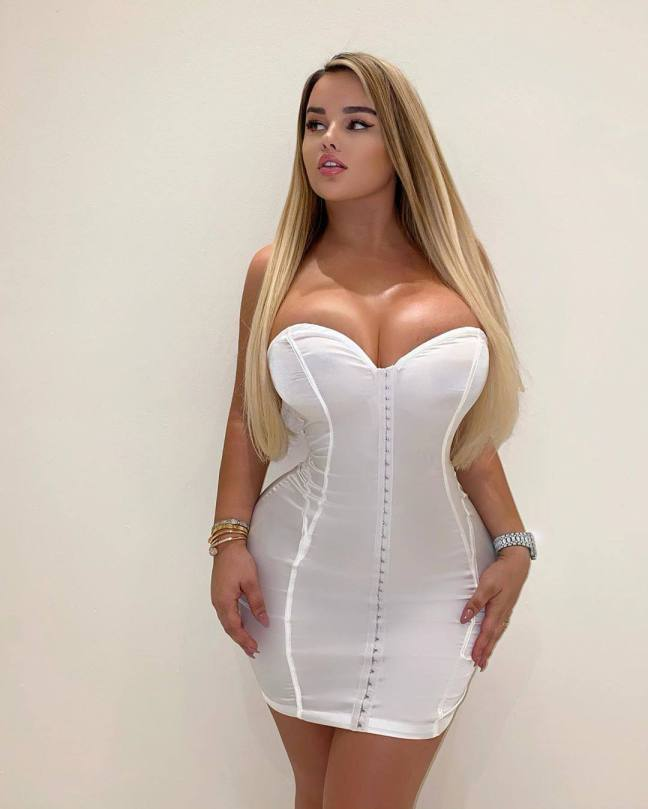 Anastasia Kvitko Huge Sexy Ass