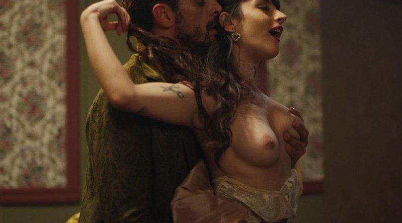Brunna Martins Topless