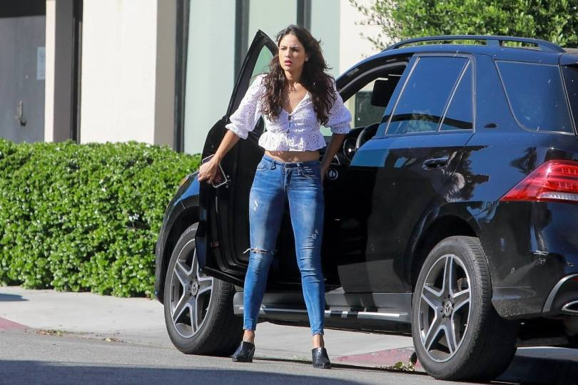 Eiza Gonzalez Beautiful In Jeans