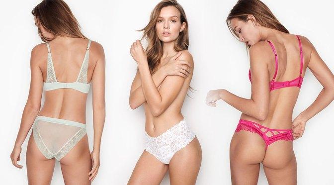 Josephine Skriver – Beautiful Body in Sexy Lingerie for Victoria's Secret Photoshoot (June 2020)