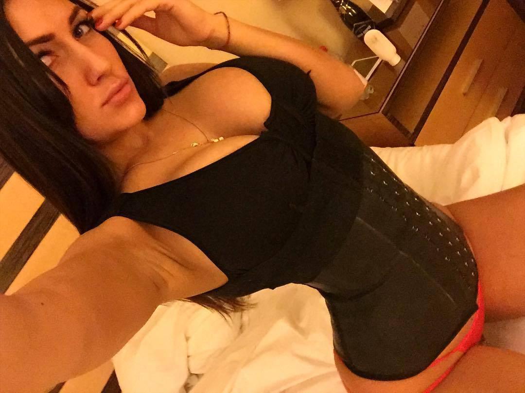 Olga Seteykina Big Boobs