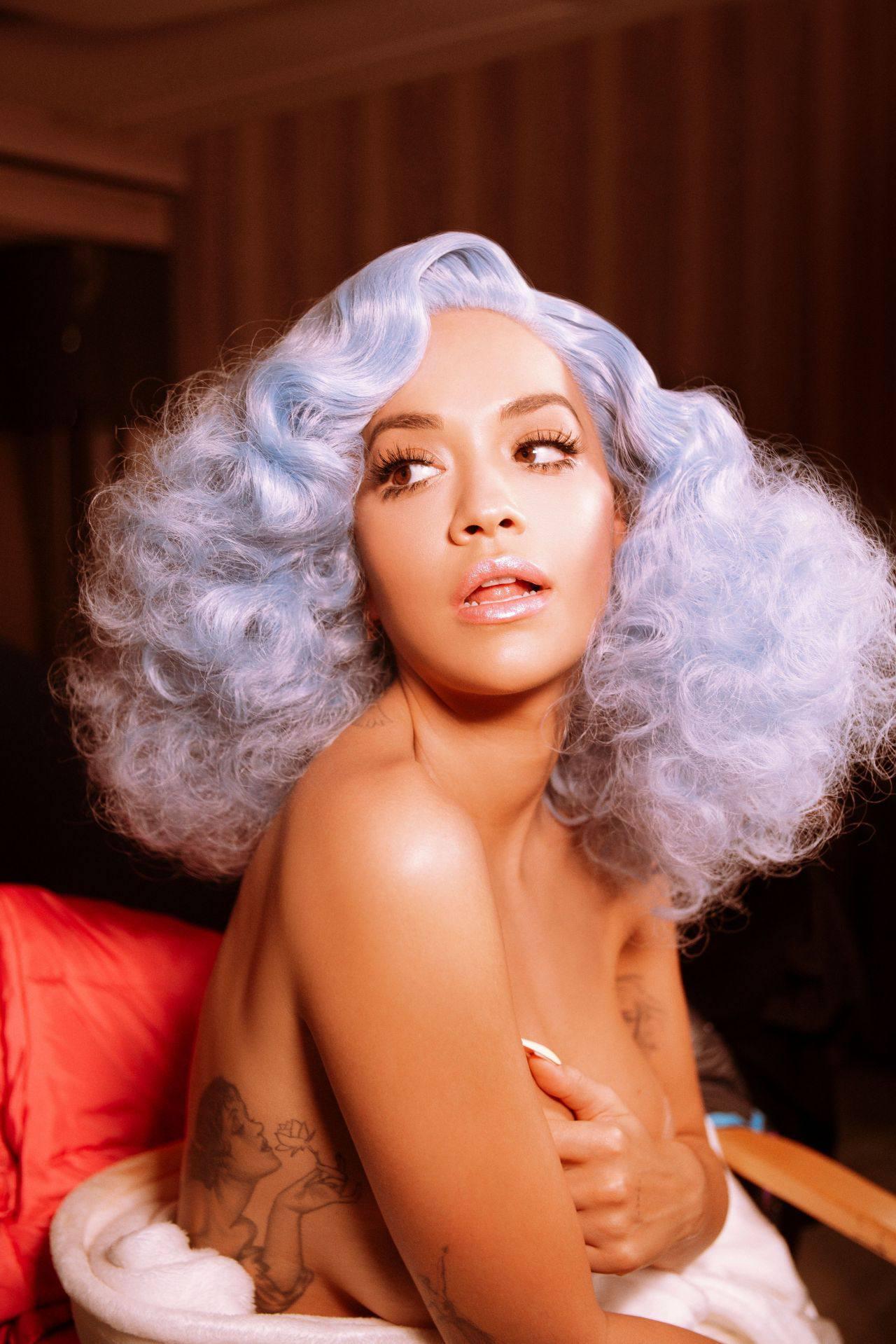 Rita Ora Sexy Photoshoot