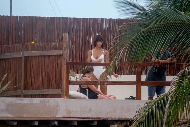 Rachel Cook Hot Swimsuit