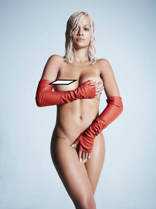 Rita Ora Hot Big Boobs