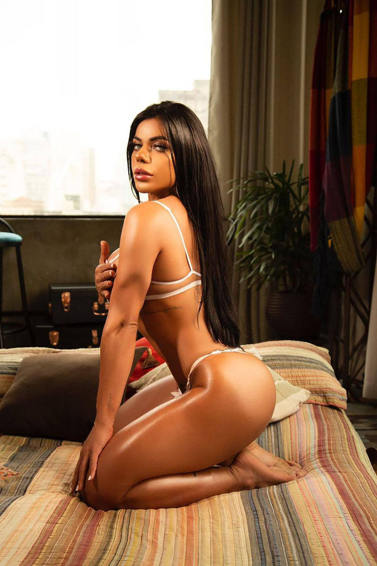 Suzy Cortez - Sexy Big Ass in Hot Lingerie Photoshoot