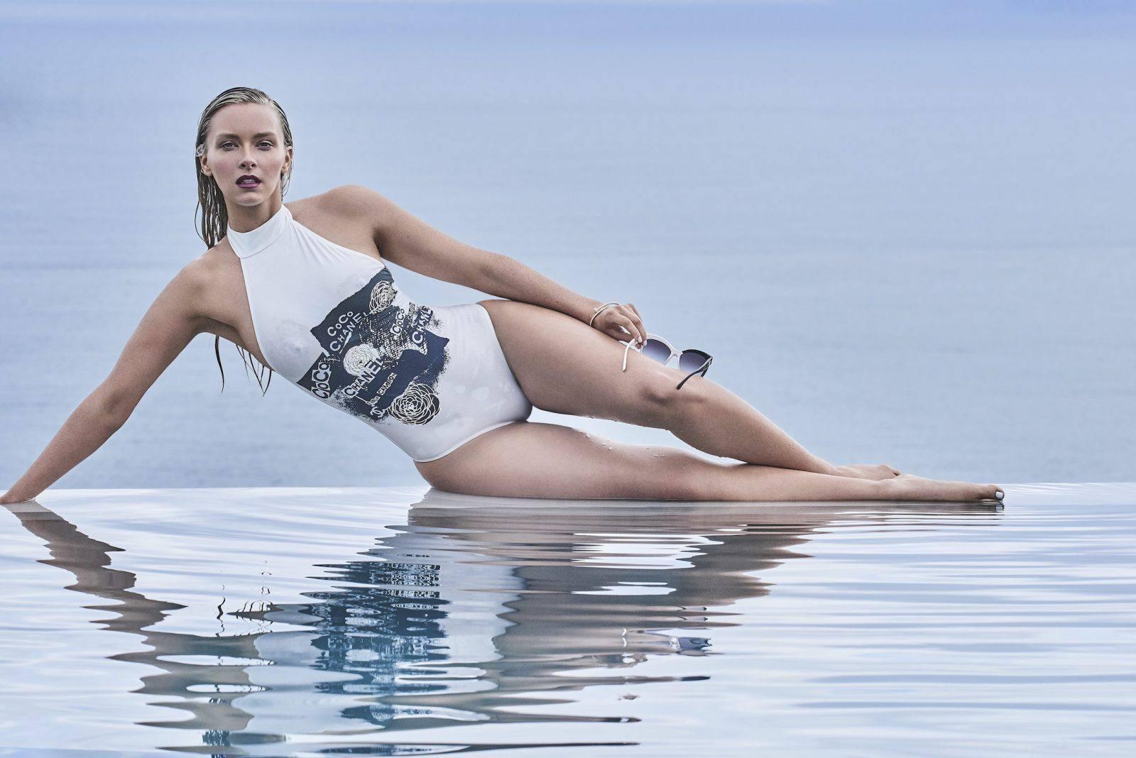 Camille Kostek Sexy Photoshoot
