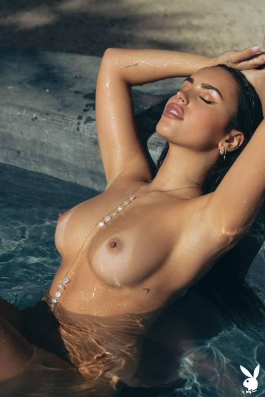 Claudia Tihan Naked