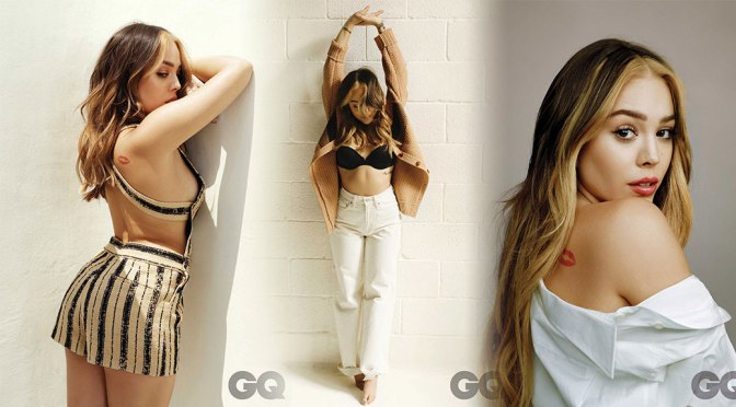 Danna Paola – Sexy in Beautiful Photoshoot for GQ Mexico Magazine (July 2020)