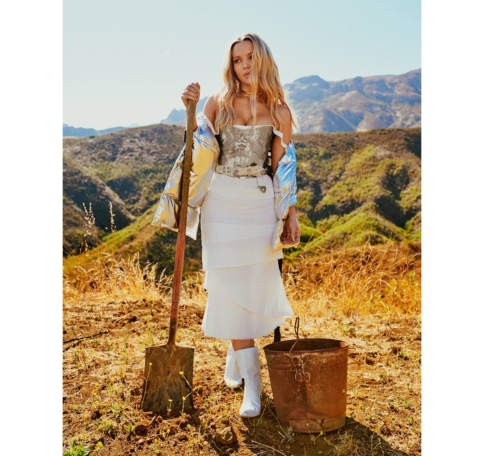 Dove Cameron Beautiful Photoshoot