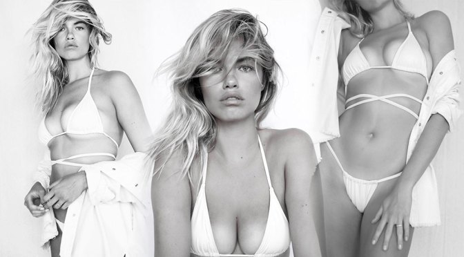 Hailey Clauson – Beautiful Toned Body in Small Bikini