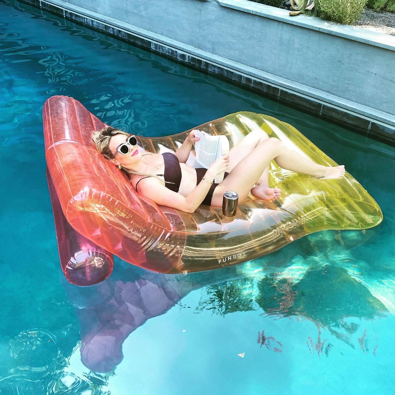 Hilary Duff In Bikini