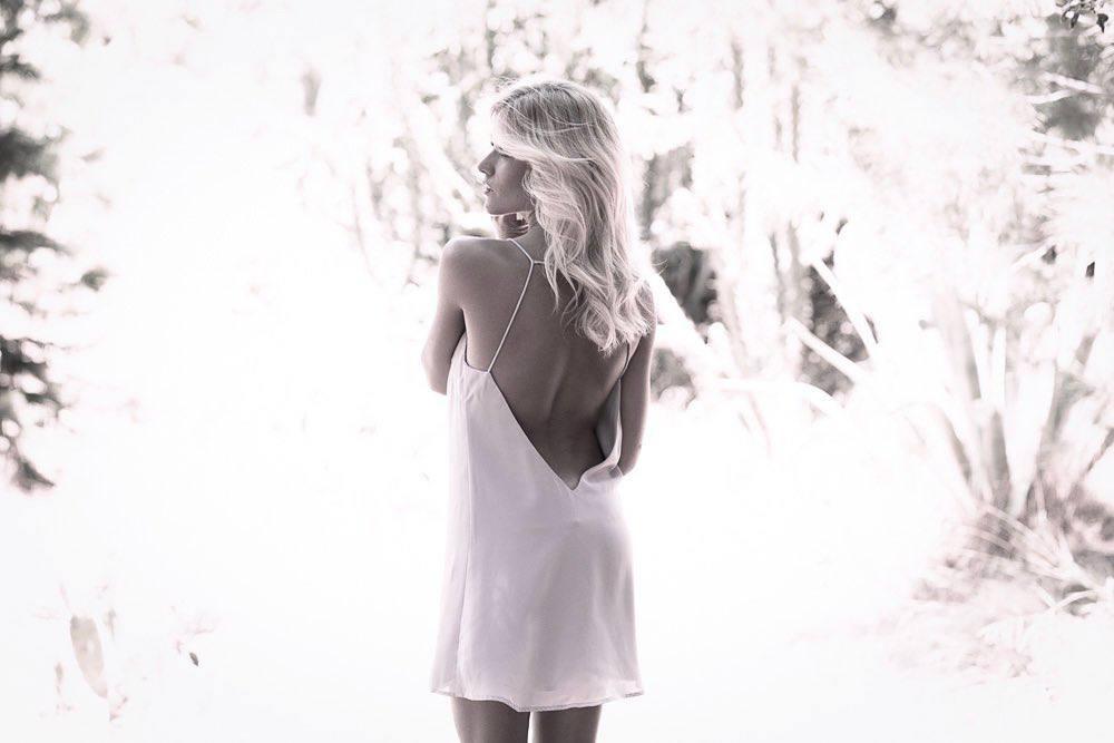 Katherine Mcnamara Sexy Dress