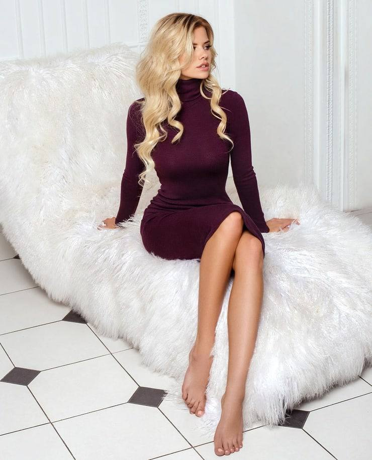 Natalya Krasavina Sexy Photoshoot
